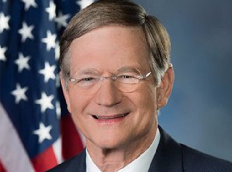US Rep. Lamar Smith<br>(R-21)
